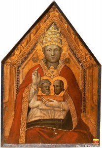 39_tableau Urbain V cathédrale de Mende©Peytavin