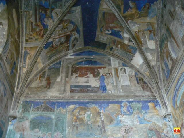 Avignon.chapelle  saint jean (mattéo giovannetti) P1110901 (UNESCO)