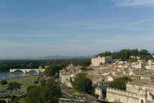 Rocher Des Doms - Chemin Urbain V - Avignon