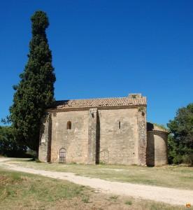 Castillon du Gard - Chemin Urbain V
