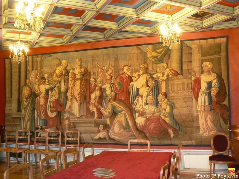 Mairie de Mende : salle des mariages