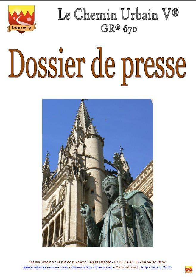 dossier presse